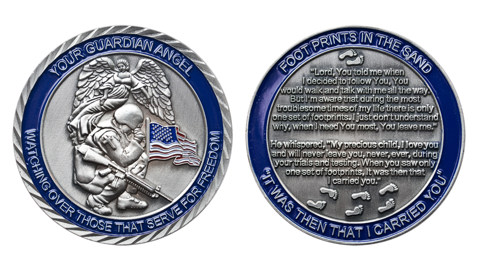 Take the challenge: The true value of custom minted coins