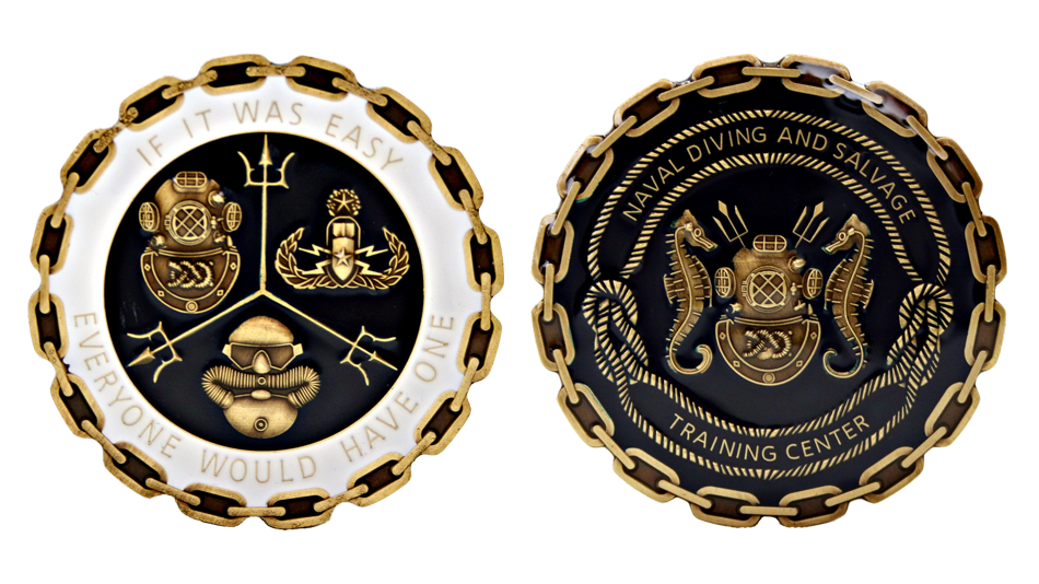 'Hunter Killer' and the great power of a challenge coin | CoinUSA