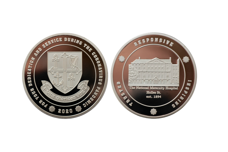 How Custom Coins are Honoring Covid-19 Key Workers | CoinUSA
