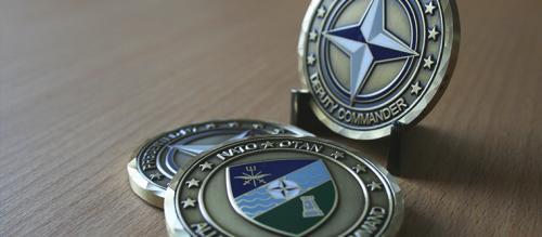 NATO OTAN Coin